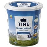 TINE Yoghurt Naturell Kremet