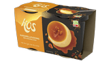 KOS Karamellpudding med karamellsaus