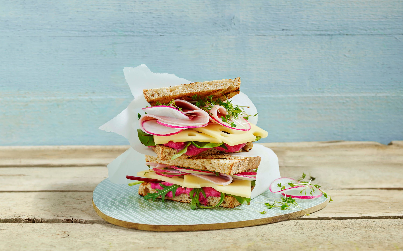 Sandwich med Jarlsberg®
