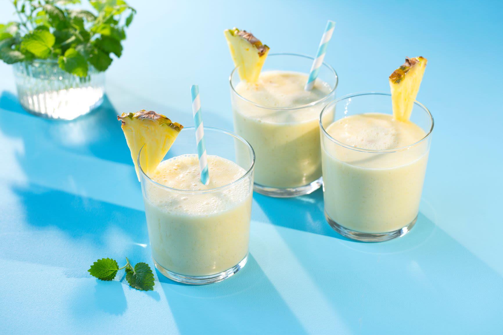 Tropisk Smoothie med Gryr® Havredrikk