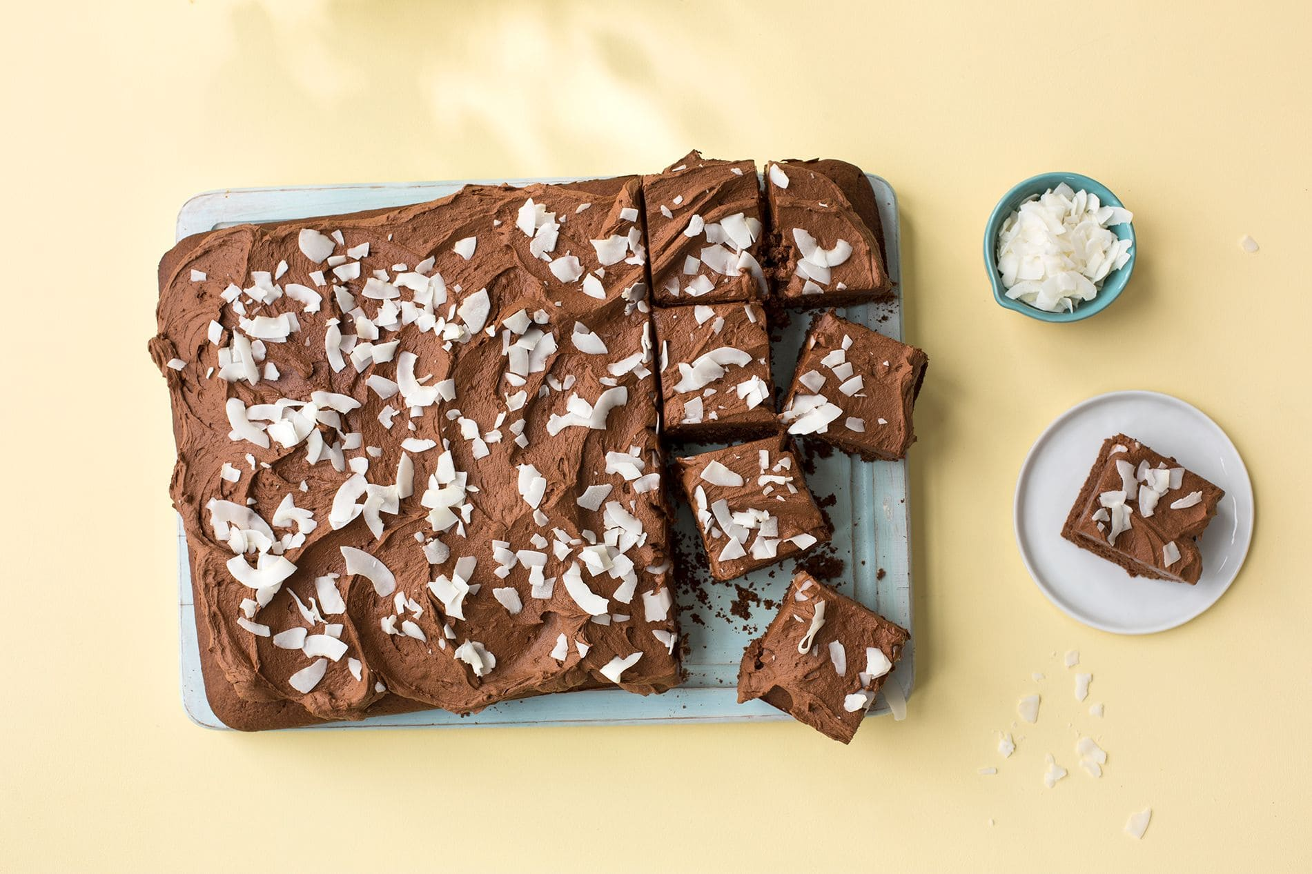 Sjokoladekake uten melk