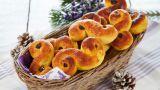 Glutenfrie lussekatter