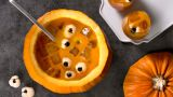 Heksedrikk med appelsin og gulrot
