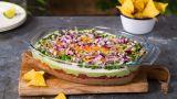 7-lags tacodipp uten kjøtt