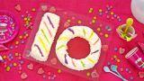 10-årsdagskake
