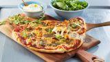 Pizza med sopp