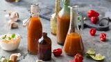 Chili- og hvitløksaus