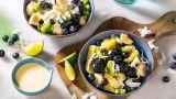 Tropisk fruktsalat (piña colada)