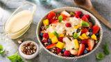 Fruktsalat med quinoa