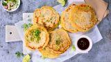 Kimchi-pannekaker