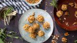Cheese balls med valnøtter og rosmarin