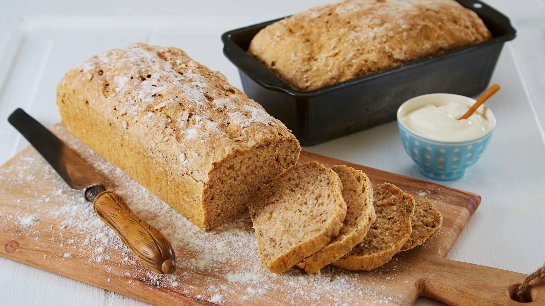 Grovt brød med Kesam®