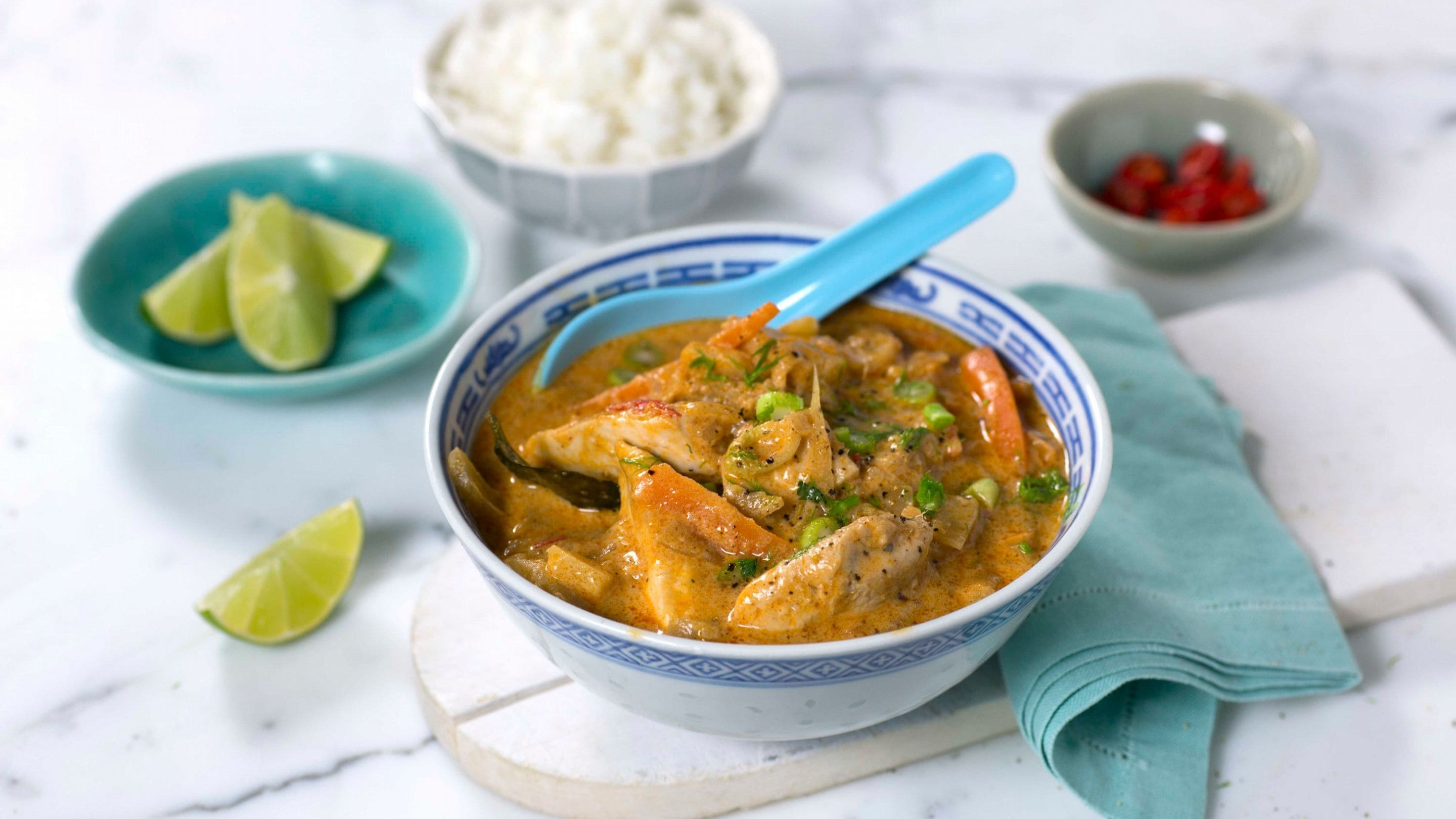 Karlas thai red curry