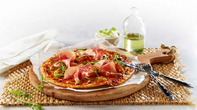 Middelhavspizza