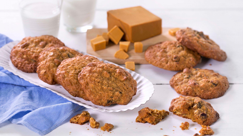 Brunost-cookies
