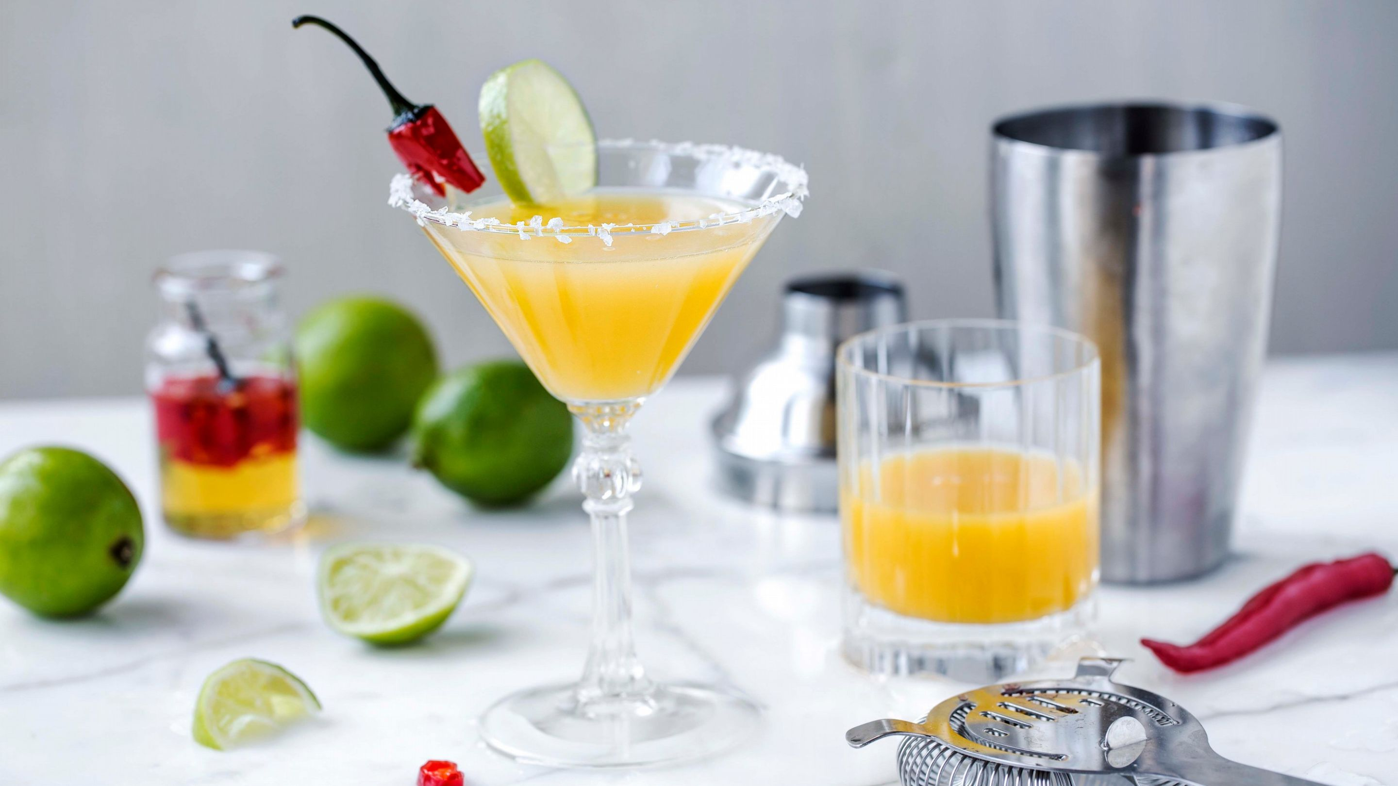 MACHORITA MOCKTAIL
