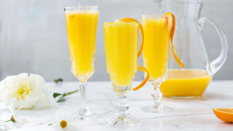 Mimosa uten alkohol