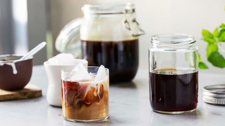 Kjøleskapsiskaffe