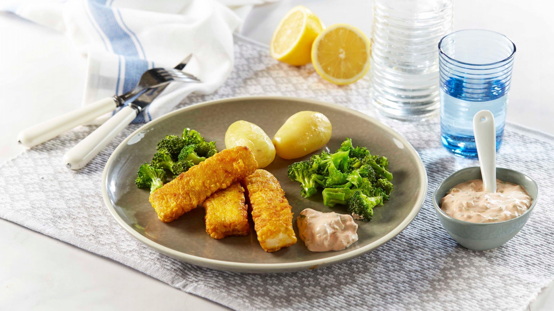 Karripanert fisk
