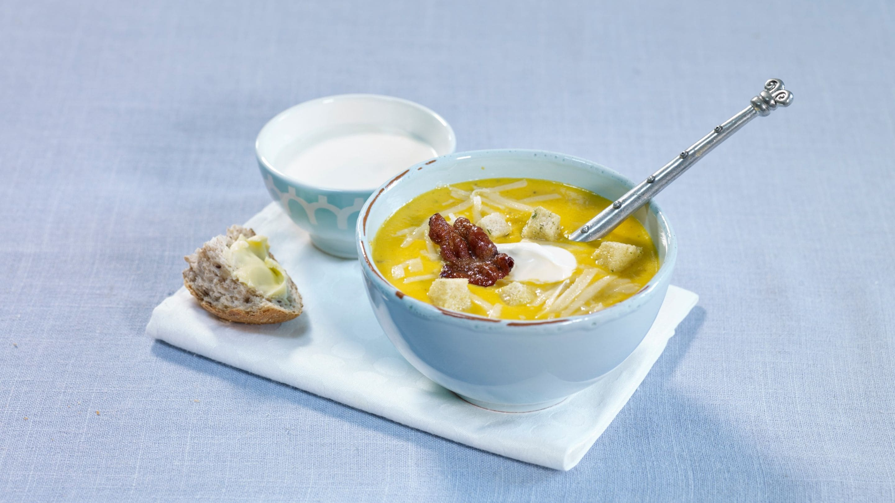 Gulrotsuppe med sitron