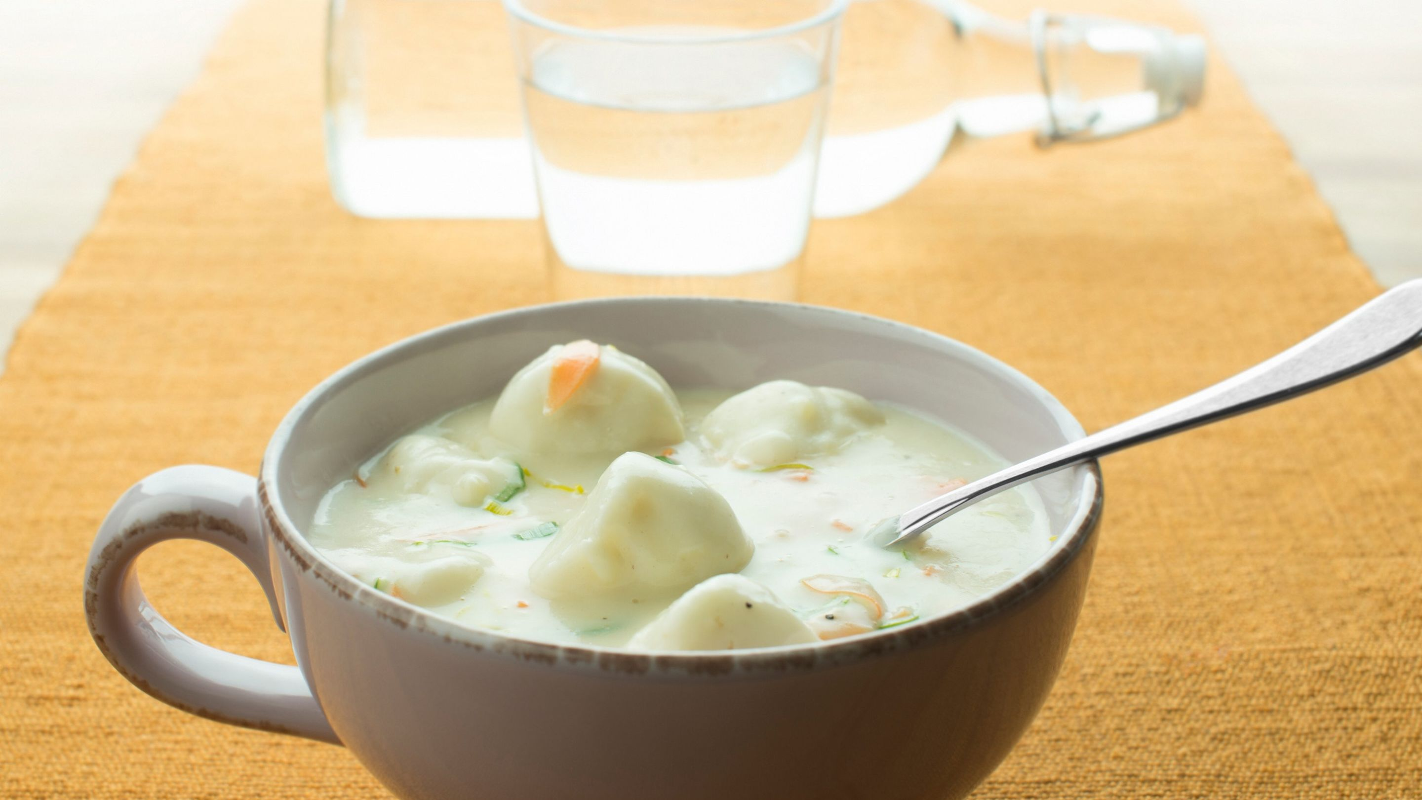 God fiskebollesuppe