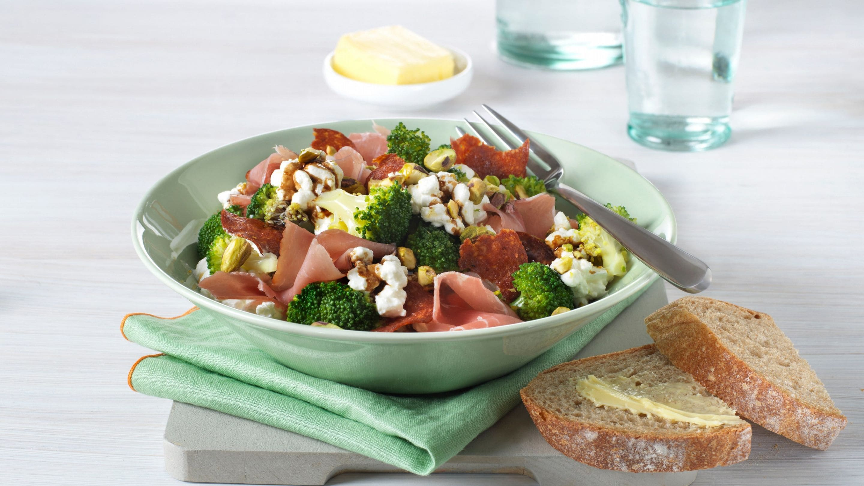 Cottage Cheese-salat