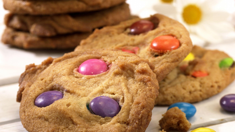 Smartiescookies