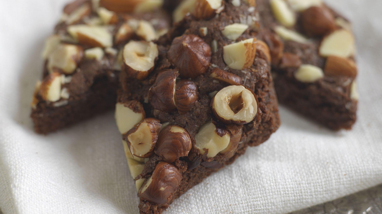 Sjokolade- og nøtteruter