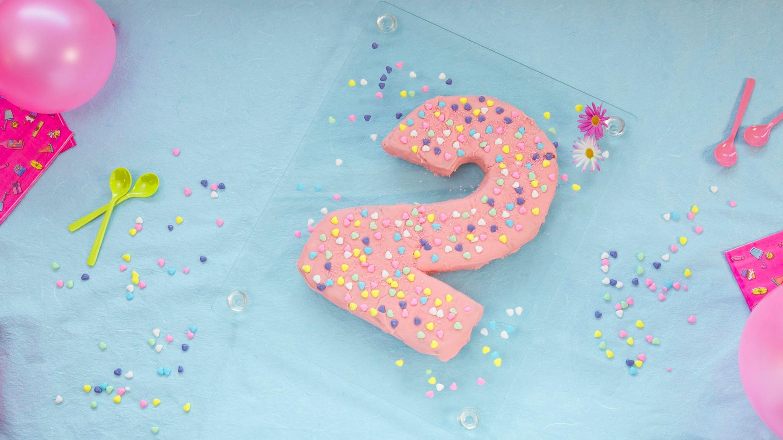 2-årsdagskake