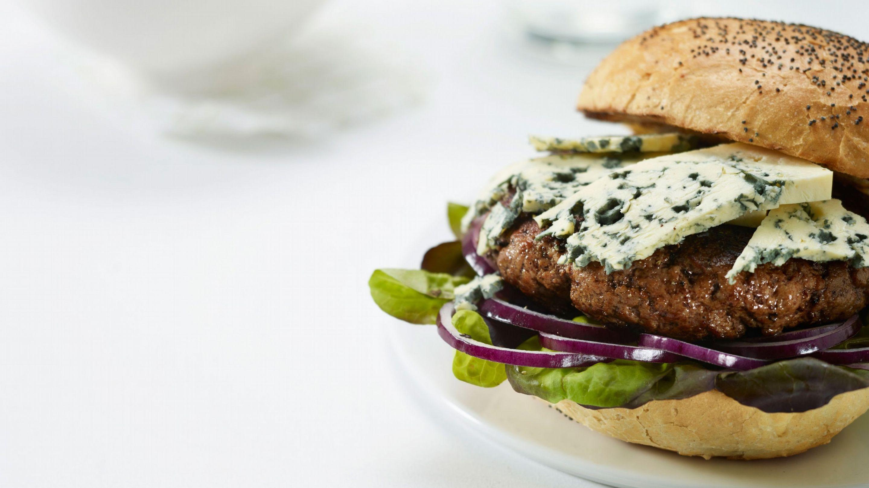 Hamburger med Norzola