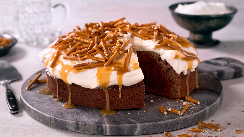 Sjokoladekake med Guinness
