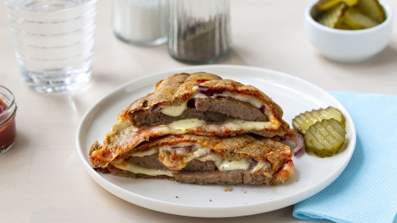 Karbonade-toast med Norvegia®