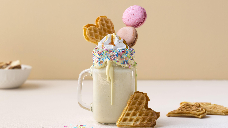 Vanilje-freakshake