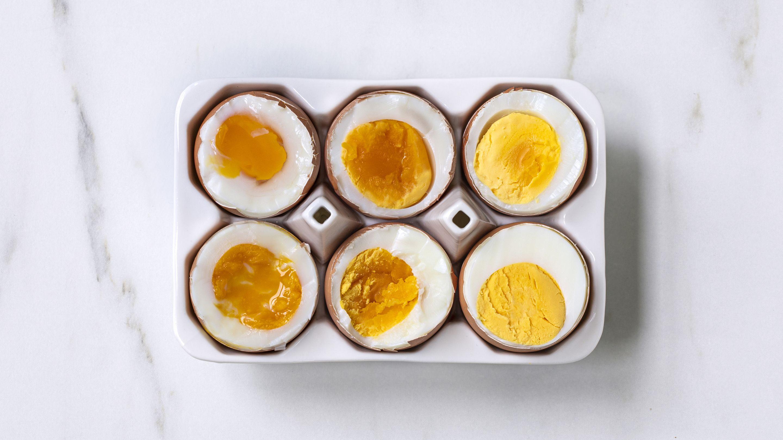 Hvordan koke egg