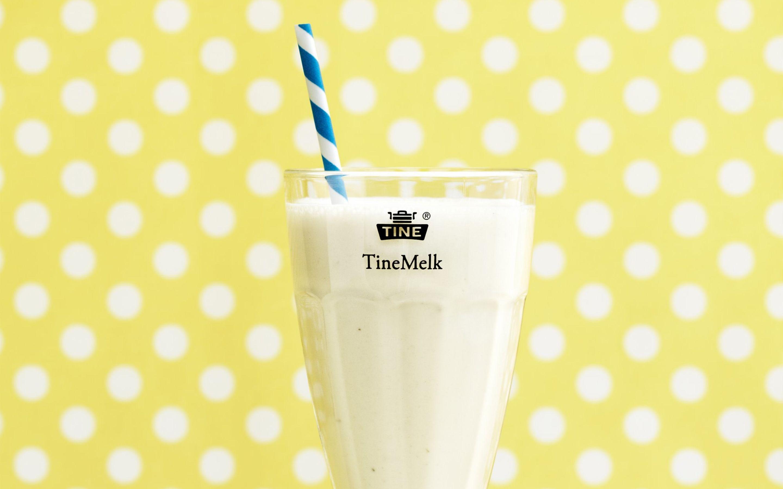 Klassisk milkshake