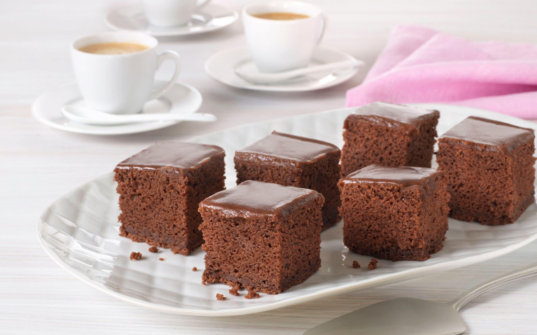Knallgode sjokoladekake