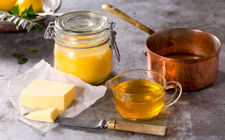 Klaret smør