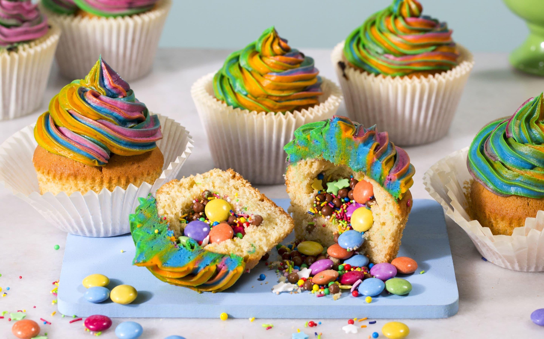 Pinata-muffins