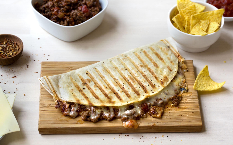 Taco-toast med Norvegia®