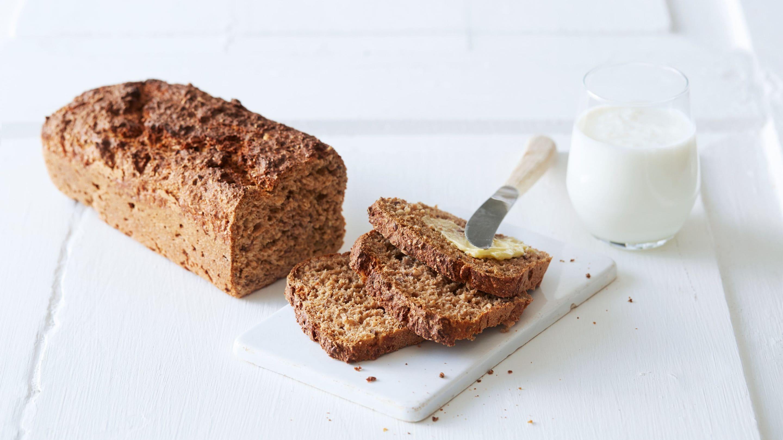 saftig brød med kefir