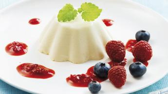 Maple Panna Cotta
