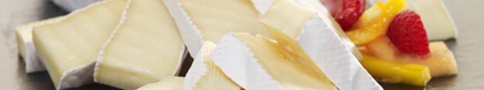 Oppskrifter på fristende ostedesserter