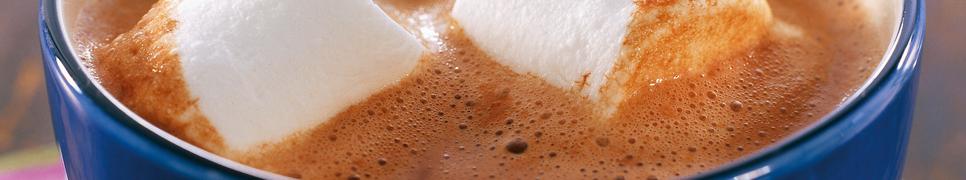 Oppskrifter på rykende varme drikker