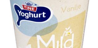 TINE Yoghurt Mild Vanilje 400 g