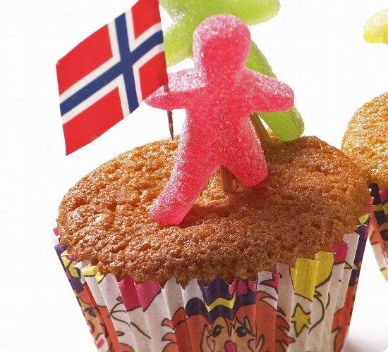 17. mai-muffins