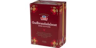 Gudbrandsdalsost eller G35 er en kjent og kjær brunost med lange tradisjoner.