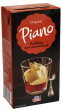 Piano Pudding med mandelsmak
