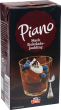Piano Mørk sjokoladepudding