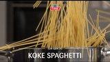 Hvordan koke spaghetti