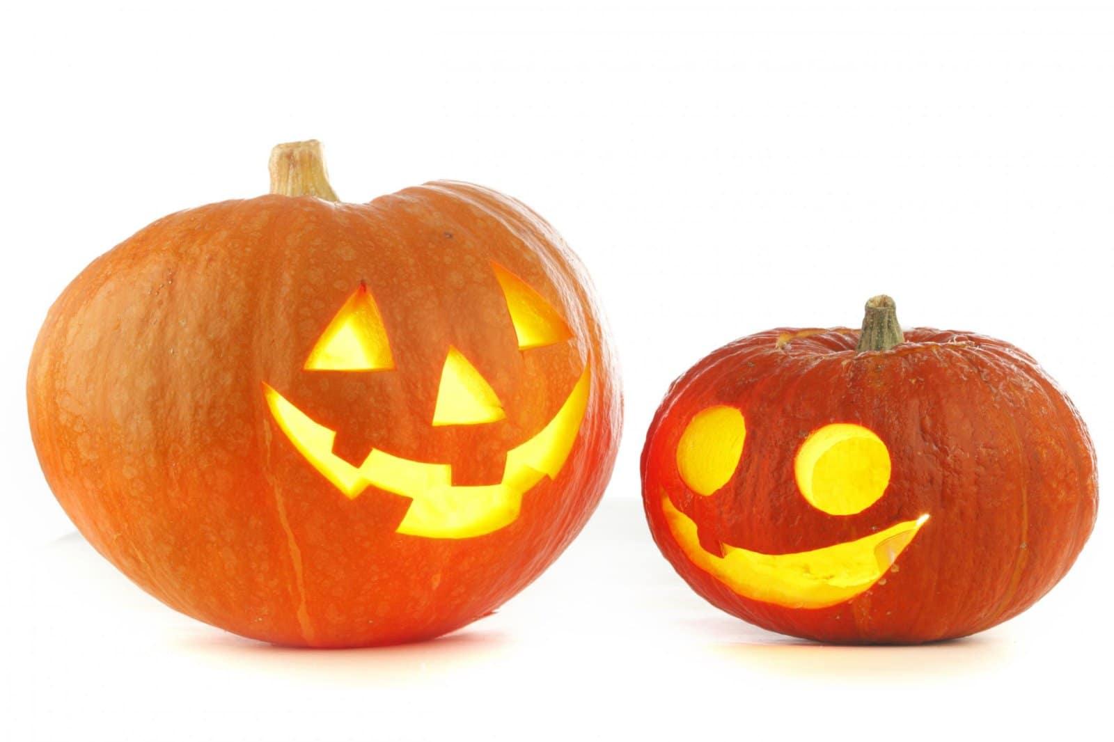 Hvordan Lage Halloween Lykt